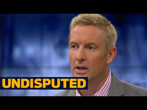 Joel Klatt, Skip and Shannon have an open and honest conversation about race | UNDISPUTED