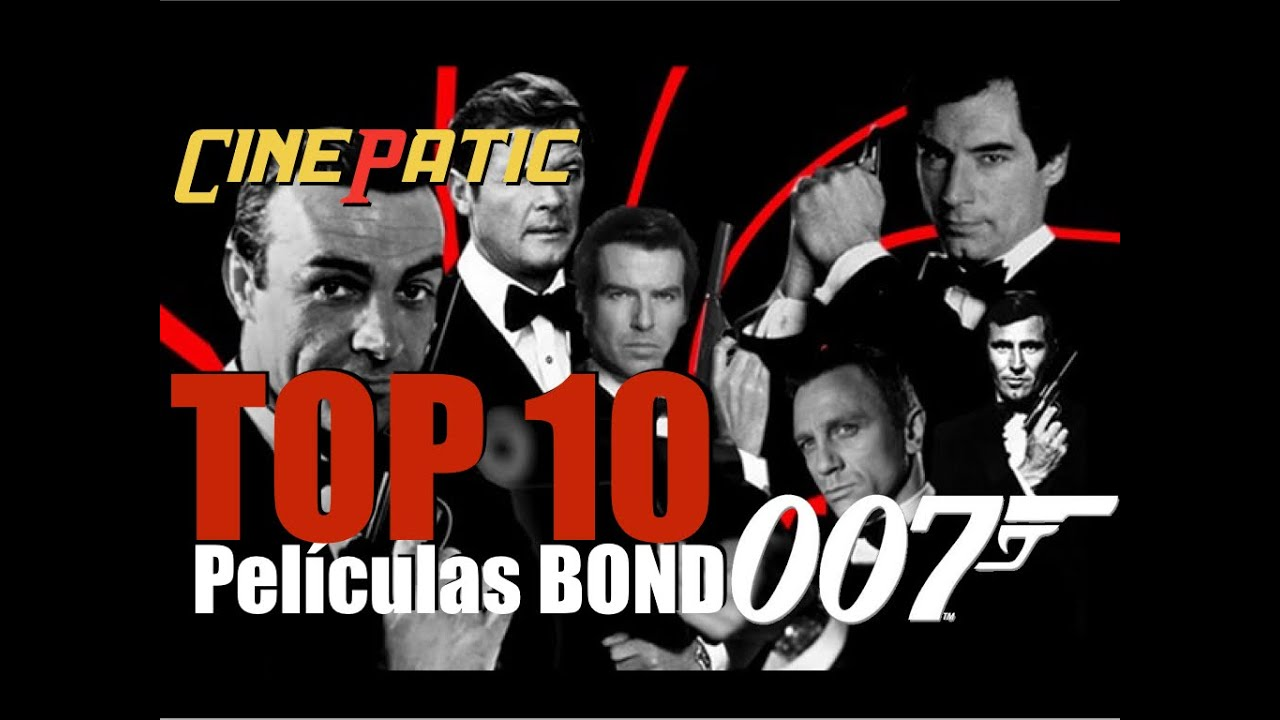 Download Top 10 Películas de James Bond