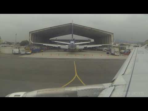 LAN A320-233 [CC-BAB] - Departure from Lima