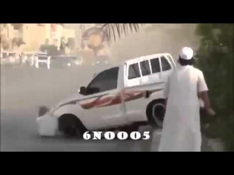 Insane Saudi Drifters