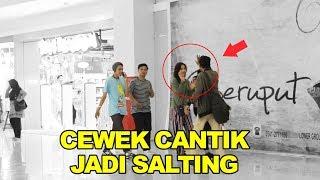 PRANK PURA PURA MENYAPA ORANG SAMPAI SALTING PRANK INDONESIA CUPSTUWERD