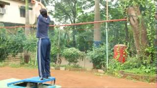 Tiger Shroff Training With His Trainer Ziley Mawai 3)