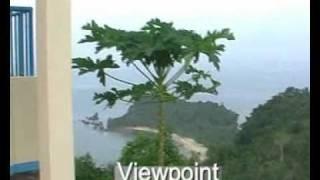 Sagnay Tiwi coastal Road Camarines Sur - Albay Philippines