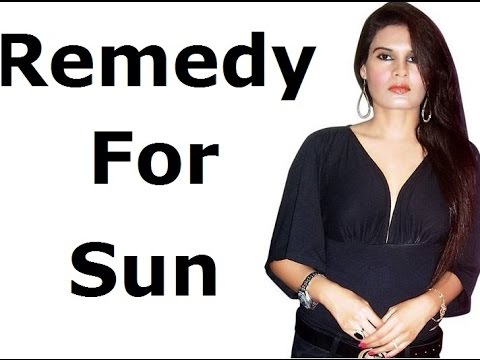 ASTRO QUEEN | REMEDY FOR SUN | VEDIC ASTROLOGY