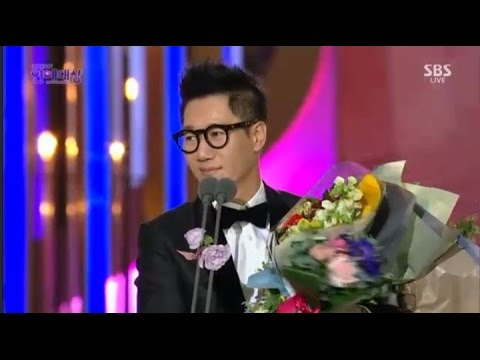 [MongJi'sHouse][Vietsub]Ji Suk Jin - Excellence Award in SBS Entertainment Award 2015