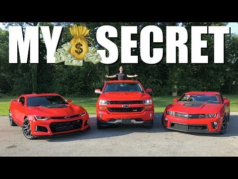 How I Afford $170,000 Worth Of Cars!!! (Anyone Can Do It)