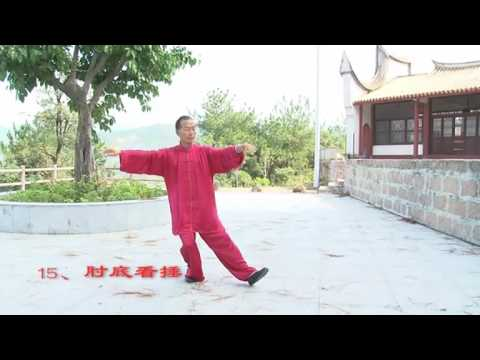 Traditional Yang shi Tai Chi 39 forms