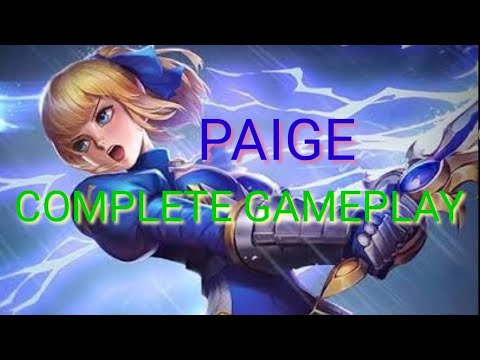 HEROES EVOLVED - PAIGE / COMPLETE GAMEPLAY