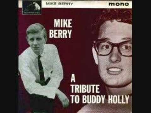 Mike Berry - A Tribute to Buddy Holly