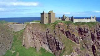 Dunnottar Stoneheaven castle