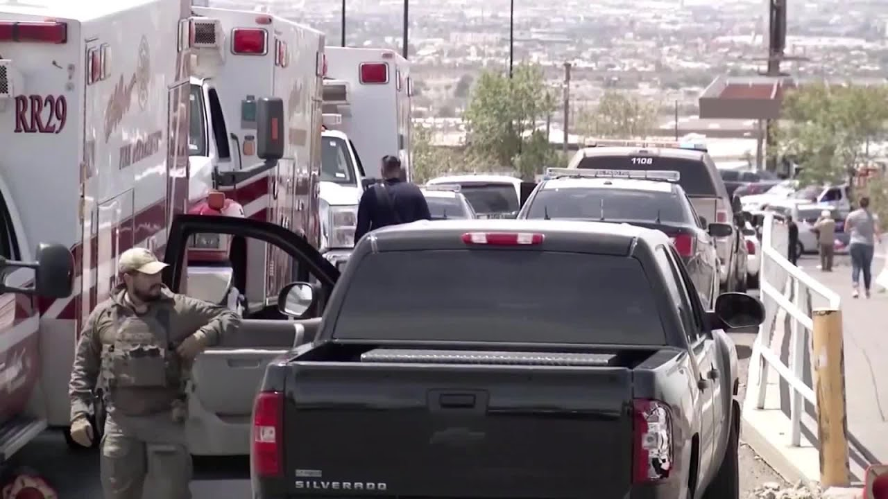 VIDEO NOW: RI Natives living minutes from El Paso mass shooting