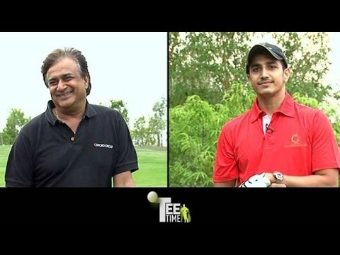 TeeTime: With Founder of Oxford Group Anil Seolekar & son Rohan Seolekar