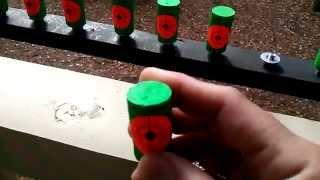 Reactive Air-Gun Targets!