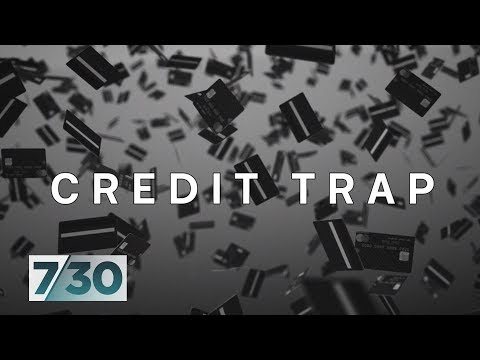 Older Australians caught in a credit card debt trap | 7.30