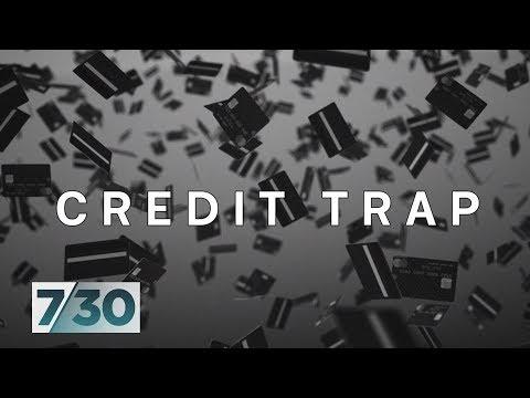 Older Australians Caught In A Credit Card Debt Trap | 7.30