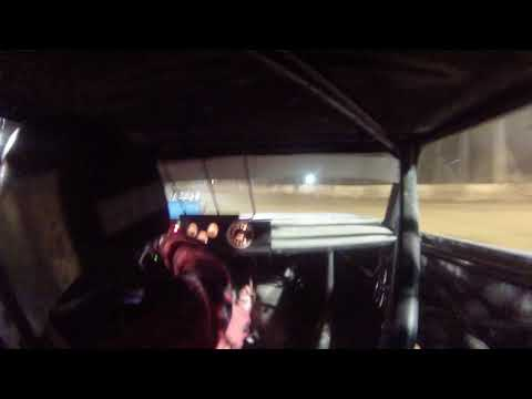 Factory Stock Feature Race In Car | 105 Speedway | 3-17-18