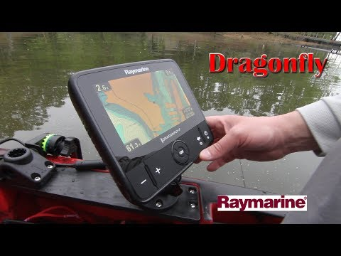James McGowan with Raymarine talks Navionics mapping, sonar and CHIRP sonar with Raymarine Dragonfly