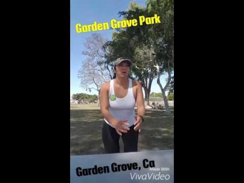 Garden Grove Park Herbalife Maria Echo Echo