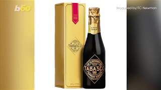 Tabasco Created A 'Champagne' Hot Sauce Beyonce Would Be Proud To Carry In Her Bag