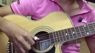 Mùa ta đã yêu Acoustic Guitar Cover