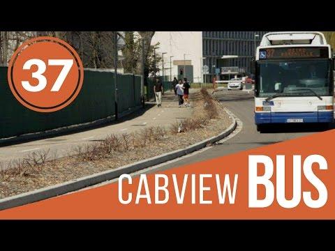 Ligne 37 Cabview Toulouse Tisséo (Jolimont-Ramonville)