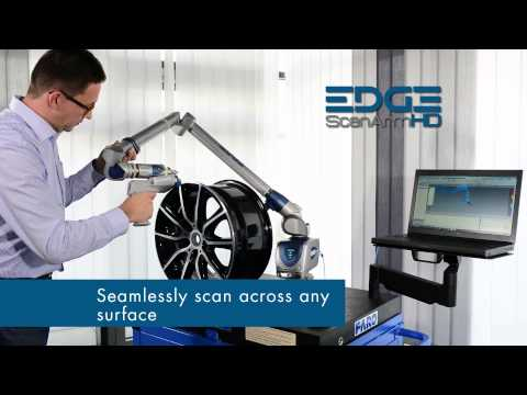 3D Scanning with FARO Blue Laser Technology