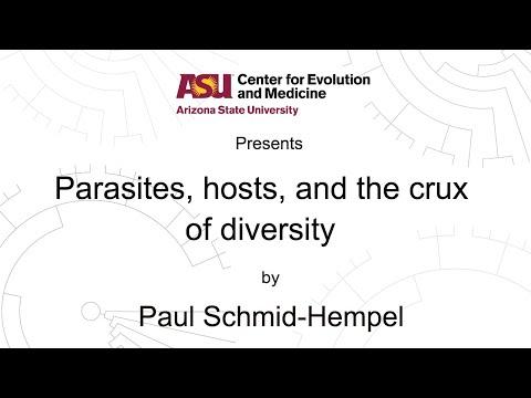 Parasites, hosts, and the crux of diversity | Paul Schmid-Hempel