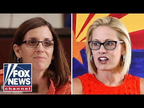 Sinema widens lead on McSally in Arizona Senate race