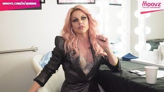 Courtney Act - Why She is Vegan