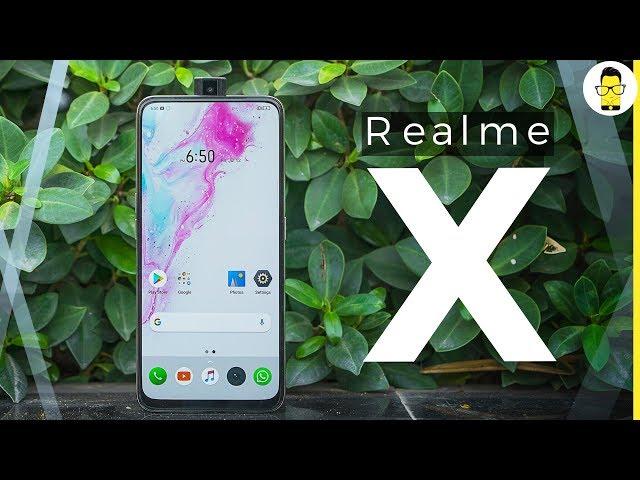 Realme X review: a premium package at a non-premium price | Comparison with Redmi K20