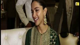 DEEPIKA CELBRATE PADMAVAT SUCCESS AT MAHARAJA BHOG