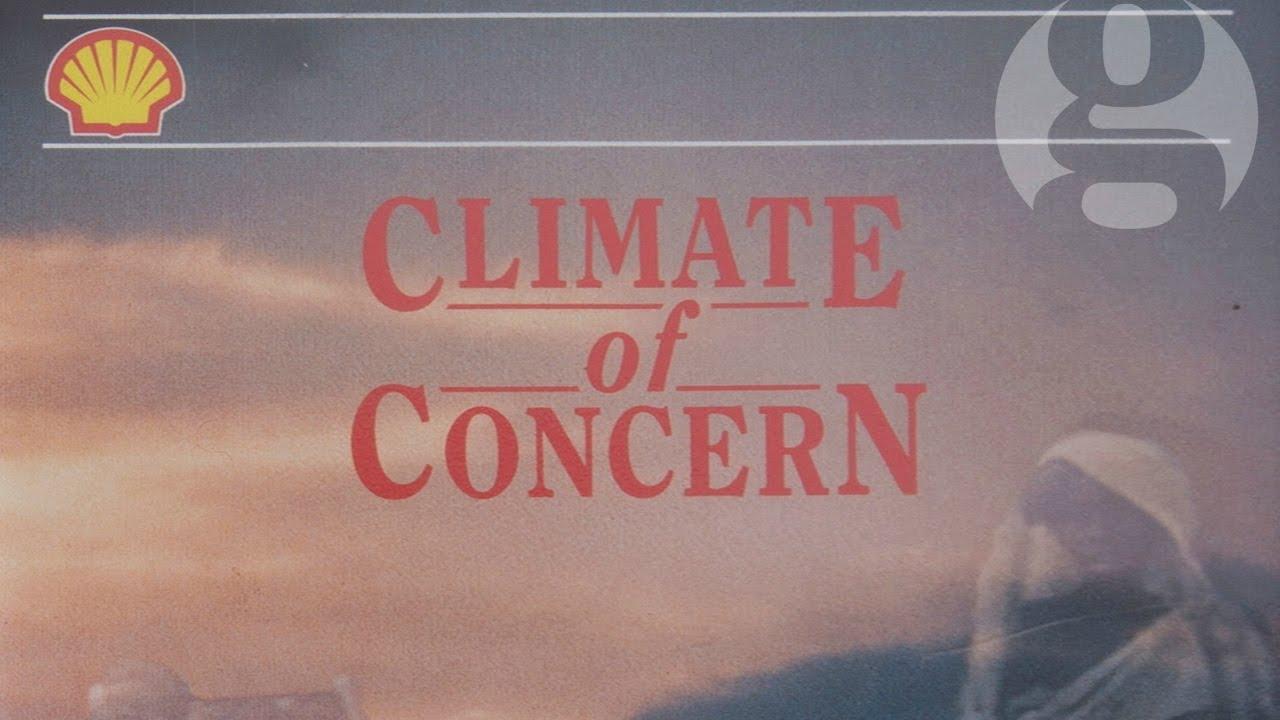 Hace 26 años Shell ya conocía sobre el cambio climático (Ver video)
