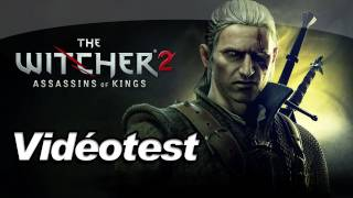 Vidéotest - The Witcher 2 Assassin
