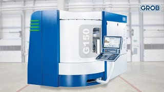 G150 – Machine presentation | Maschinenvorstellung