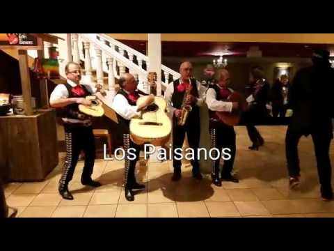 "Mariachi ""Los Paisanos"" Ottawa. A mix of Rhythms from a Very Versatile Goup. (613)266-6262"