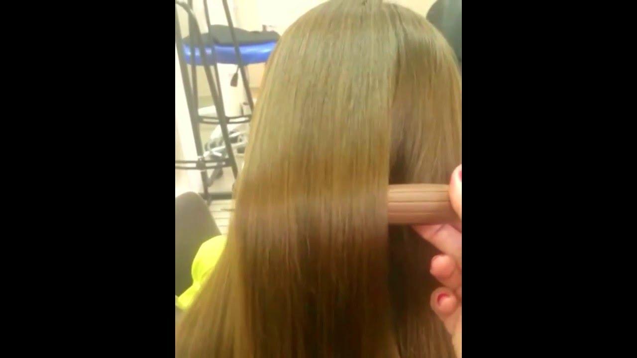 Пирофорез для волос видео