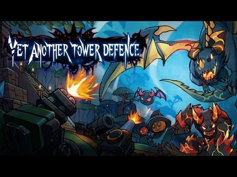 Yet another tower defence - Gameplay ( PC )