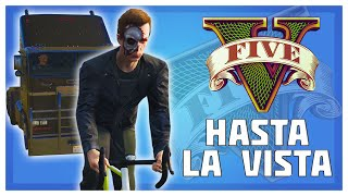 GTA Online Funny Moments: Explosive Speed Racing & Hasta La Vista Epic Clutch!!