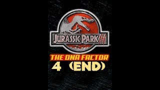 CLASSIC GAMES - Jurassic Park III: The DNA factor (GBA) - Playthrough (Part 4 and ending)