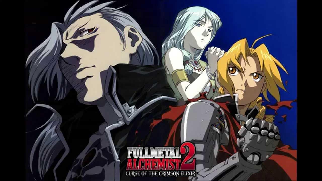 Fullmetal Alchemist 2: Curse of the Crimson Elixir ...