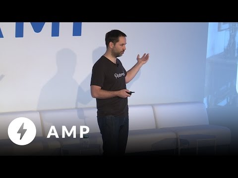 1B+ Pages AMPed, with Pinterest (AMP Conf '17)