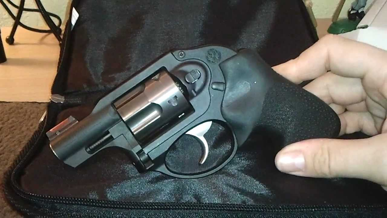Featherweight Cannon Ruger Lcr Polymer 357 Magnum Ccw