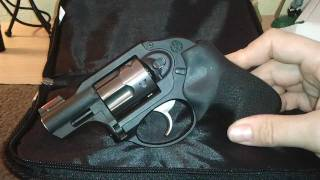 FEATHERWEIGHT CANNON! RUGER LCR POLYMER .357 MAGNUM CCW
