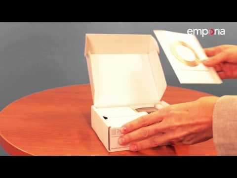 emporia Telecom - Jak na mobil: Obsah balení, SIM karta (2)