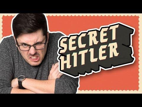 THE FINAL SECRET HITLER?