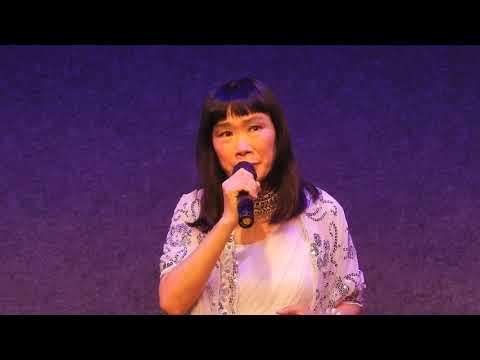 Civilized culture - Singing 大悲咒 (180522 DSCN9888)