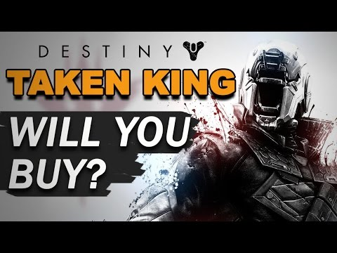 Destiny: Taken King WORTH IT? - Dude Soup Podcast #23