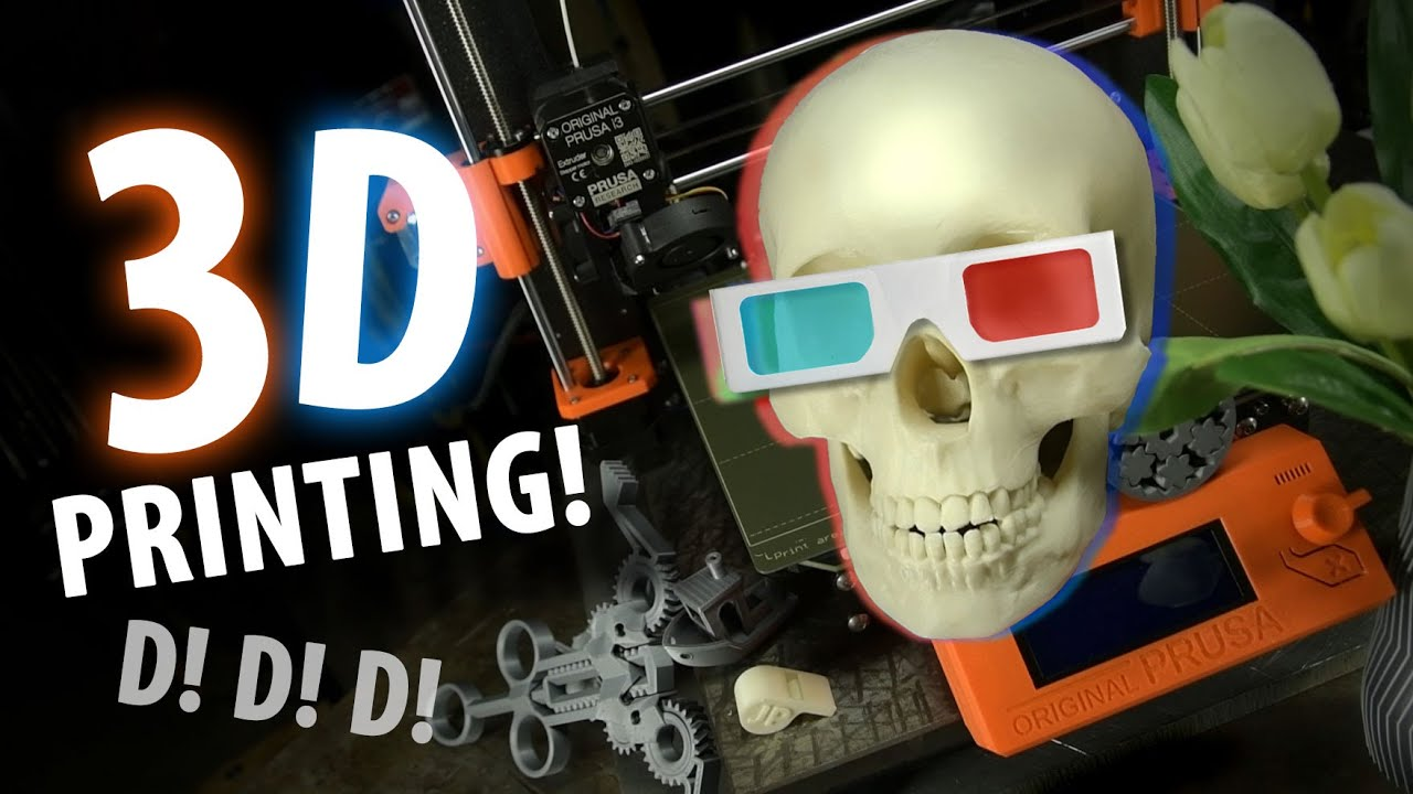 This Old Tony in 3D!!! (printing)