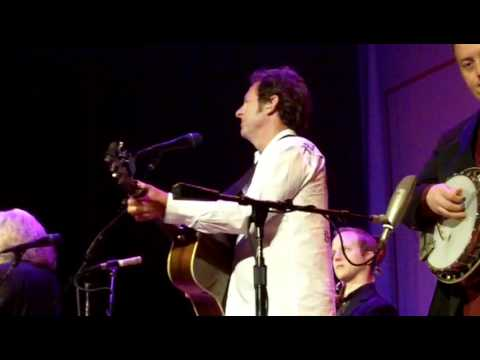 Paul Brewster sings Kentucky Waltz 2011