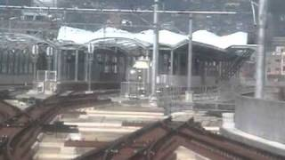 大村線経由で長崎と佐世保を結んでいた特急シーボルトの展望スペースか...